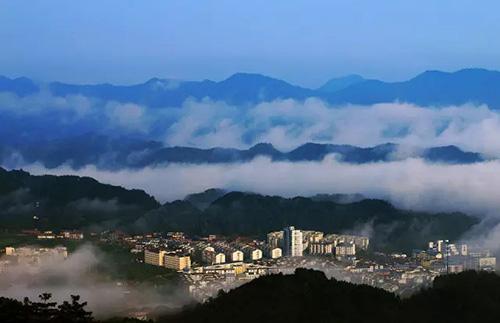 宜春市明月山温泉风景名胜区温汤镇